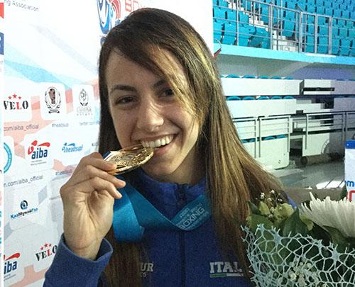 Boxe, azzurre a Mosca: ultimo test prima del Mondiale
