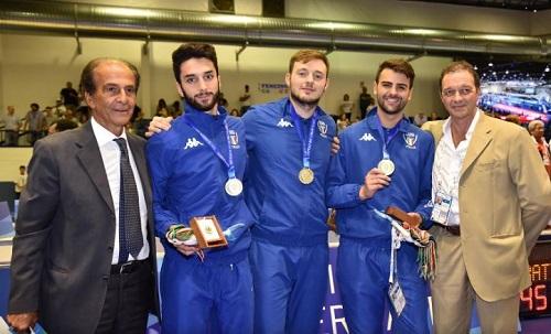 Universiade Napoli2019, Scherma: il bilancio dell'Italia prima nel Medagliere