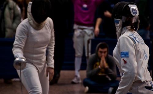 Scherma, podio nella gara a squadre di spada per le nostre azzurre a Chengdu