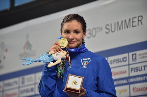 Sport, Universiadi 2019: Italia girl power a Napoli