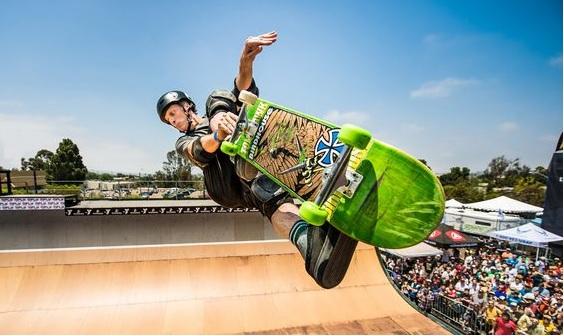 AUGURI - Tony Hawk, la Leggenda degi skater