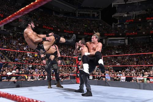WWE, il grande wrestling torna in Italia per due date