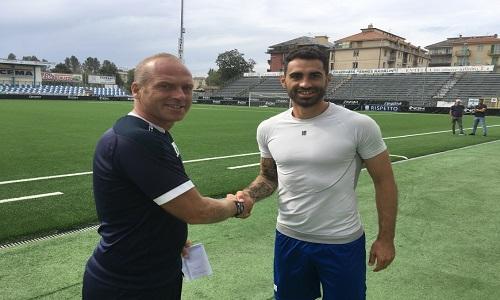 Serie B: ufficiale, l'Entella prende Brivio in prestito