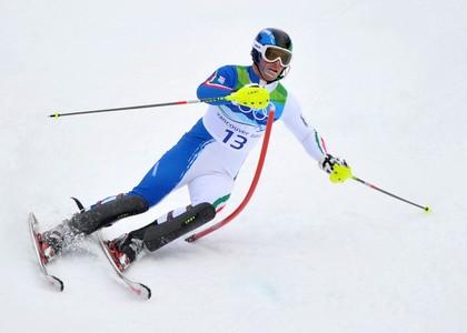 Sci, Slalom Madonna di Campiglio: vince Kristoffersen, paura per Hirscher