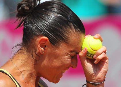 Wta Finals: Pennetta sconfitta, addio al Masters... e al tennis