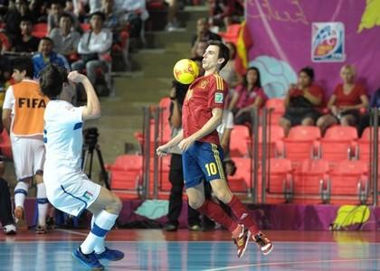 Sport in TV: il calcio a 5 in esclusiva su Sportitalia