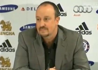 Chelsea, Benitez: