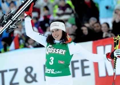 Sci, gigante Aspen: vince Lara Gut, Brignone terza