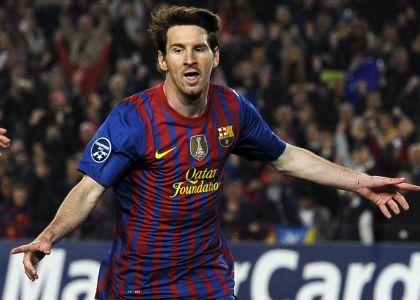 Champions: Messi fa 14, nessuno come lui