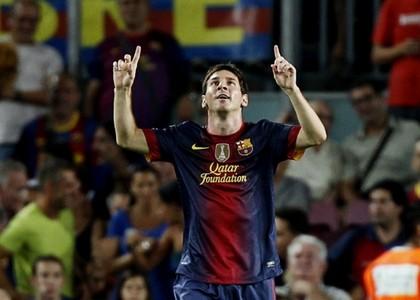 Liga: Barça e Atletico volano