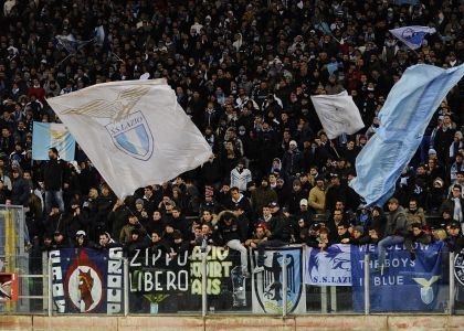 Lazio: razzismo, l'Uefa apre un'indagine