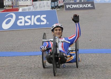 Paralimpiadi 2016: Zanardi è super, oro con la staffetta