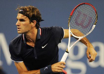 Atp Shanghai: Federer subito ko, avanza Fognini