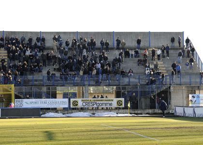 Lega Pro: anticipata Pro Patria-Reggiana