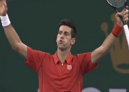Atp Finals: doppio tie-break, Djokovic doma Raonic