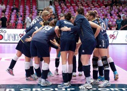 Volley, A1 femminile: Casalmaggiore ko, comanda Conegliano