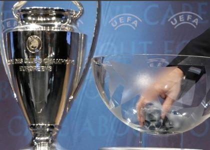 Champions: il sorteggio degli ottavi in diretta. Live