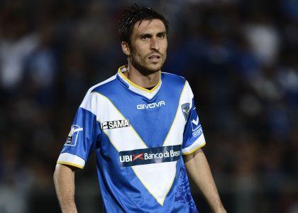 Serie B, Brescia-Spezia 1-1-: Caracciolo risponde a Calaiò