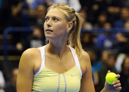 Wta Finals: Sharapova ok, Radwanska ribaltata