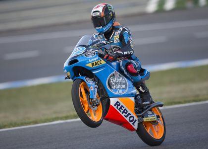 Moto3, Gp San Marino: ancora Rins, Bastianini quinto