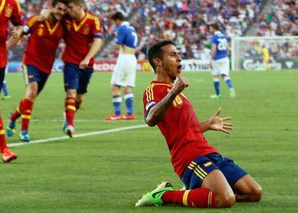 Barcellona: Thiago Alcantara per avere Rooney