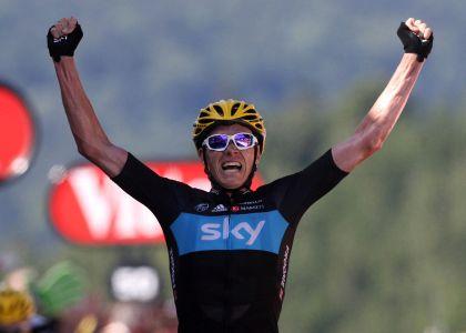 Vuelta 2016: Froome è già in testa, al Team Sky la cronosquadre