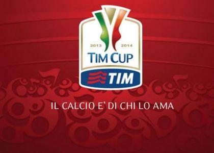 Tim Cup, il programma degli ottavi