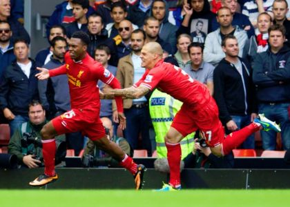 Capital One Cup: il Liverpool esagera, 6-1 al Southampton