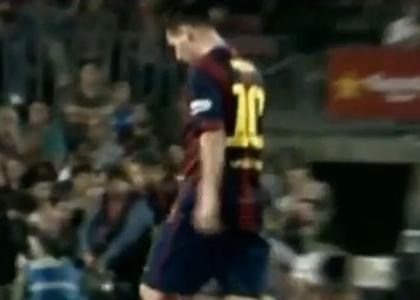 Barcellona, scoppia il caso Messi: rifiuta il cambio. Video