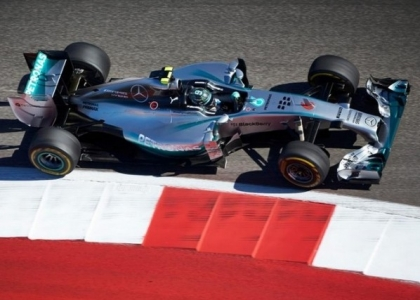 F1, GP Abu Dhabi: fulmine Rosberg, Vettel sbaglia tutto