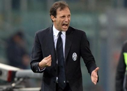 Malmoe-Juventus: Allegri furibondo, show in panchina. Video