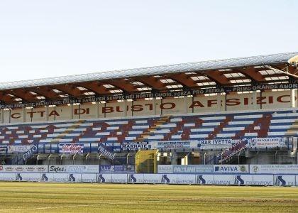 Lega Pro, Pro Patria: panchina ad Alessio Pala
