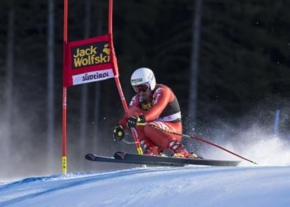 Sci, SuperG Lake Louise: super Svindal, Fill è terzo