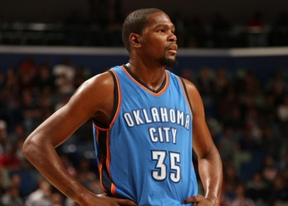 Nba, preseason: super Durant, Jazz al tappeto