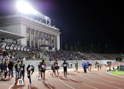 Libri di Sport: quando l'atletica vola alta sulla metrica