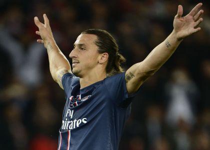Ligue 1: Ibrahimovic da record, il Psg sbanca Nizza