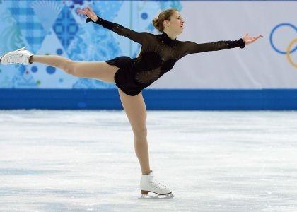 Pattinaggio su ghiaccio: ritorno da urlo per Carolina Kostner
