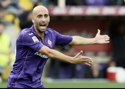 Fiorentina, Borja Valero: