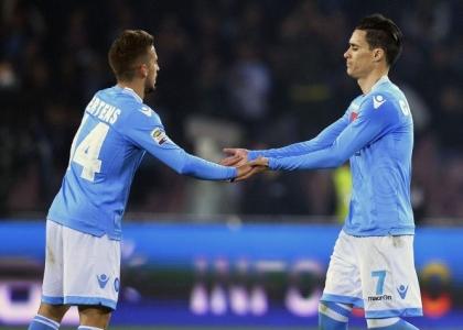 Tim Cup: Fiorentina-Napoli in diretta. Live