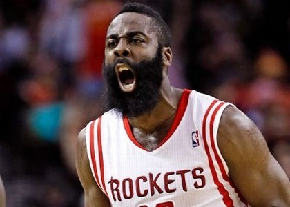 Nba: Harden da applausi, Okc e Cavs in tilt