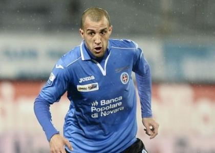Serie B, Ascoli-Novara 1-3: azzurri inarrestabili