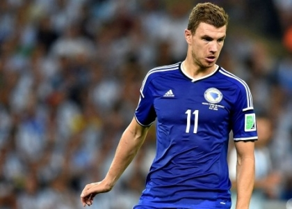 Russia 2018, qualificazioni: Dzeko lancia la Bosnia, Belgio esagerato