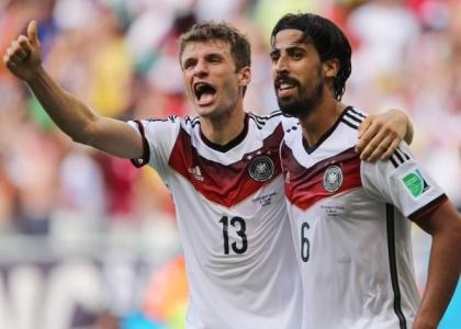 Germania, Muller: