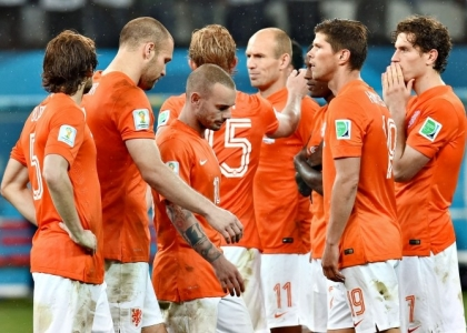 Brasile 2014: ennesima delusione per l'Olanda