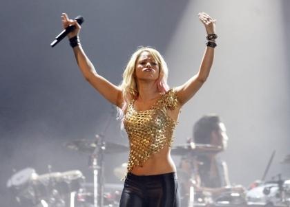 Spagna, Shakira: