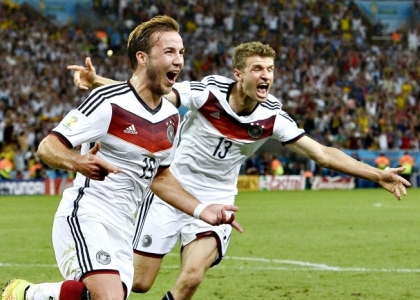 Brasile 2014: Germania-Argentina 1-0, gol e highlights. Video