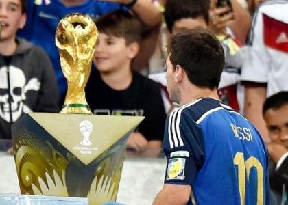 Brasile 2014: Messi Pallone d'Oro dei Mondiali