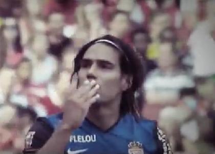 Ligue 1: Falcao lancia il Monaco, 1-0 al Metz