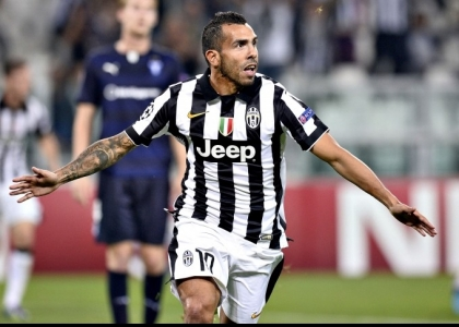 Champions: Juventus-Malmoe in diretta. Live