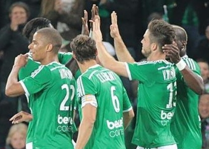 Ligue 1: festa St. Etienne, crolla il Lione